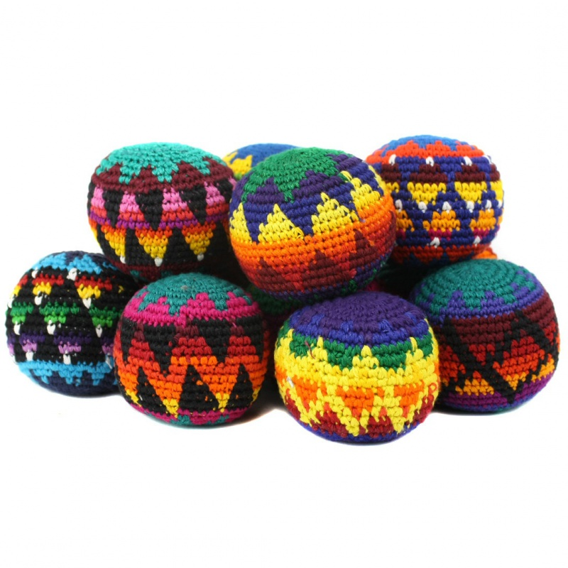 how to clean a hacky sack