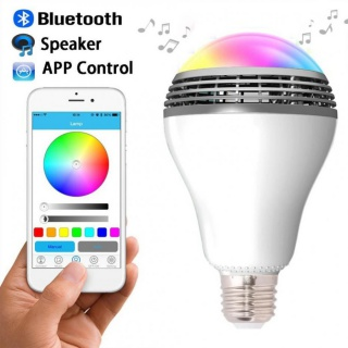 Inteligentná LED žiarovka s Bluetooth